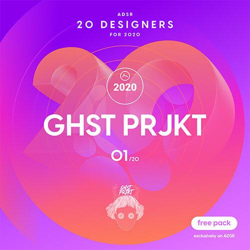 ADSR 20 Designers for 2020 - GHST PRJKT
