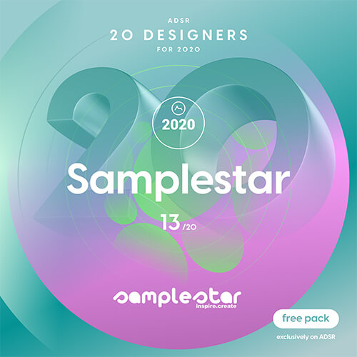 ADSR 20 Designers for 2020 - SAMPLESTAR