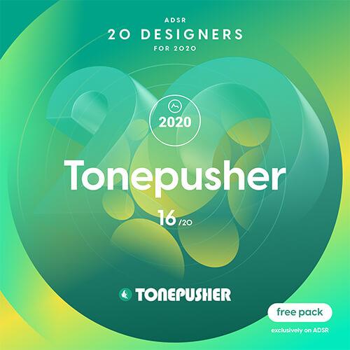 ADSR 20 Designers for 2020 - TONEPUSHER