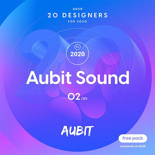 ADSR 20 Designers for 2020 - AUBIT SOUND