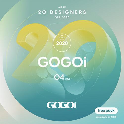 ADSR 20 Designers for 2020 - GOGOi