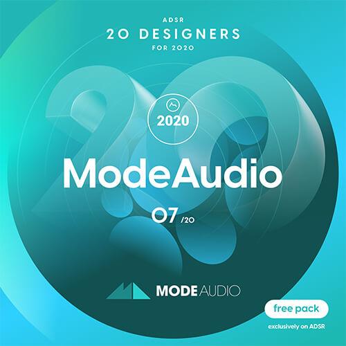 ADSR 20 Designers for 2020 - MODE AUDIO