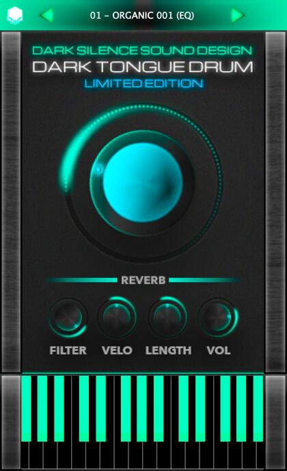 Dark Silence Instruments Bundle - ADSR
