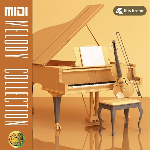 MIDI Melody Collection