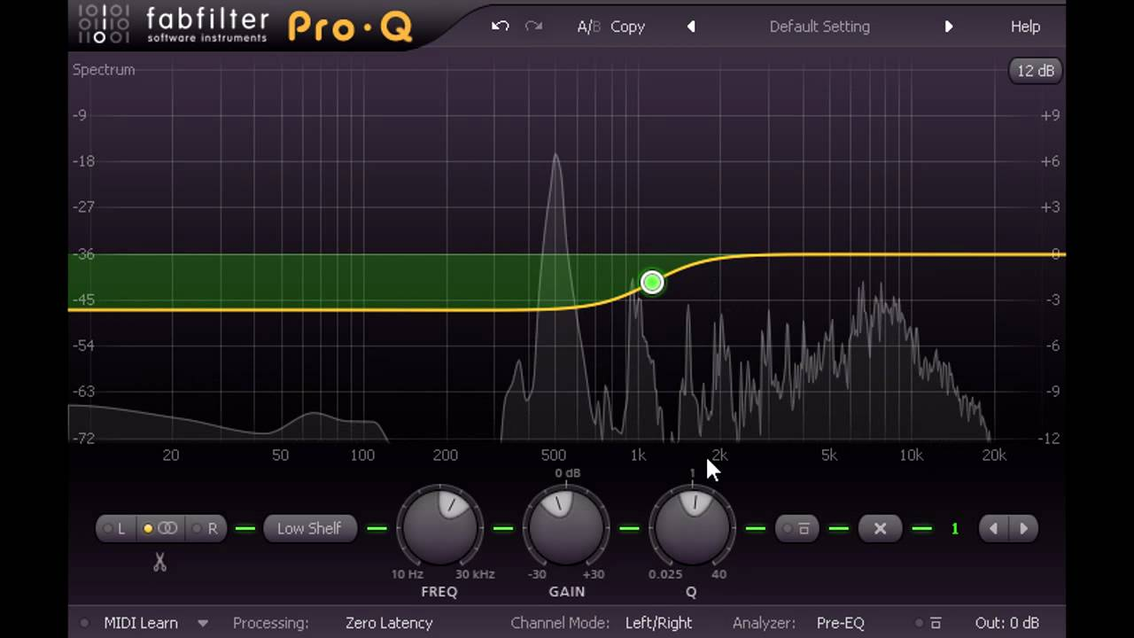 Video related to FabFilter Pro-Q 3 EQ