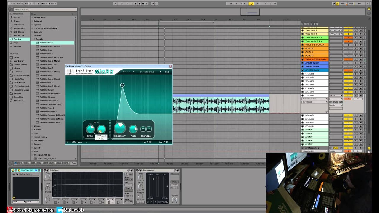 Video related to FabFilter Micro