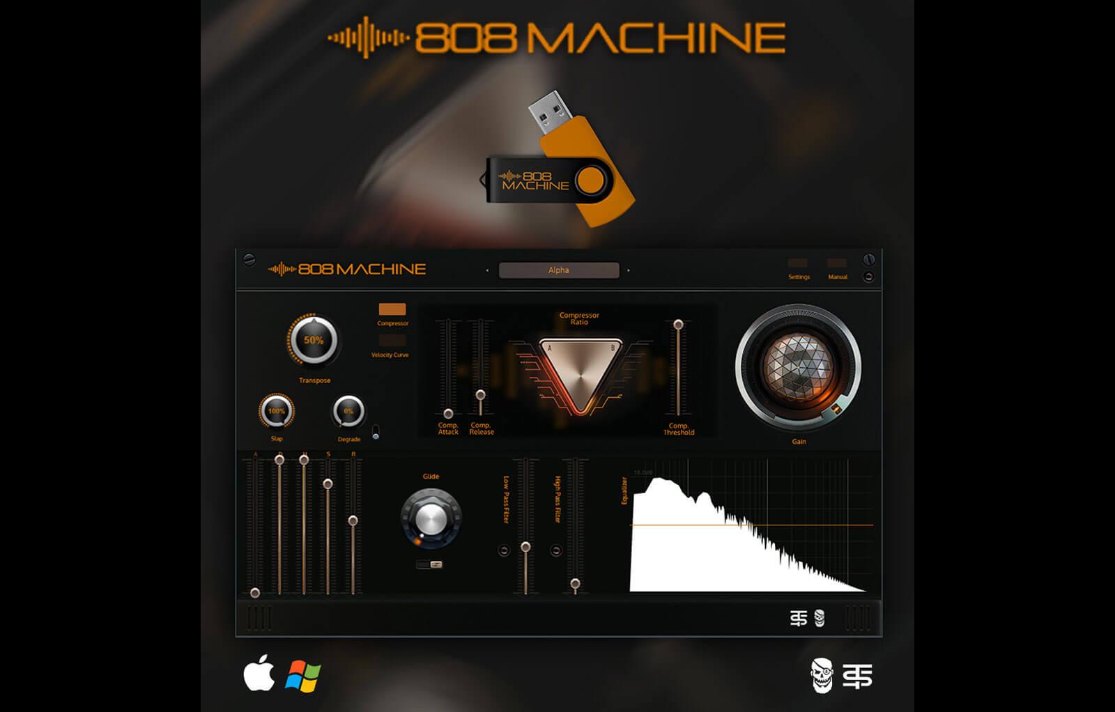 808 Machine