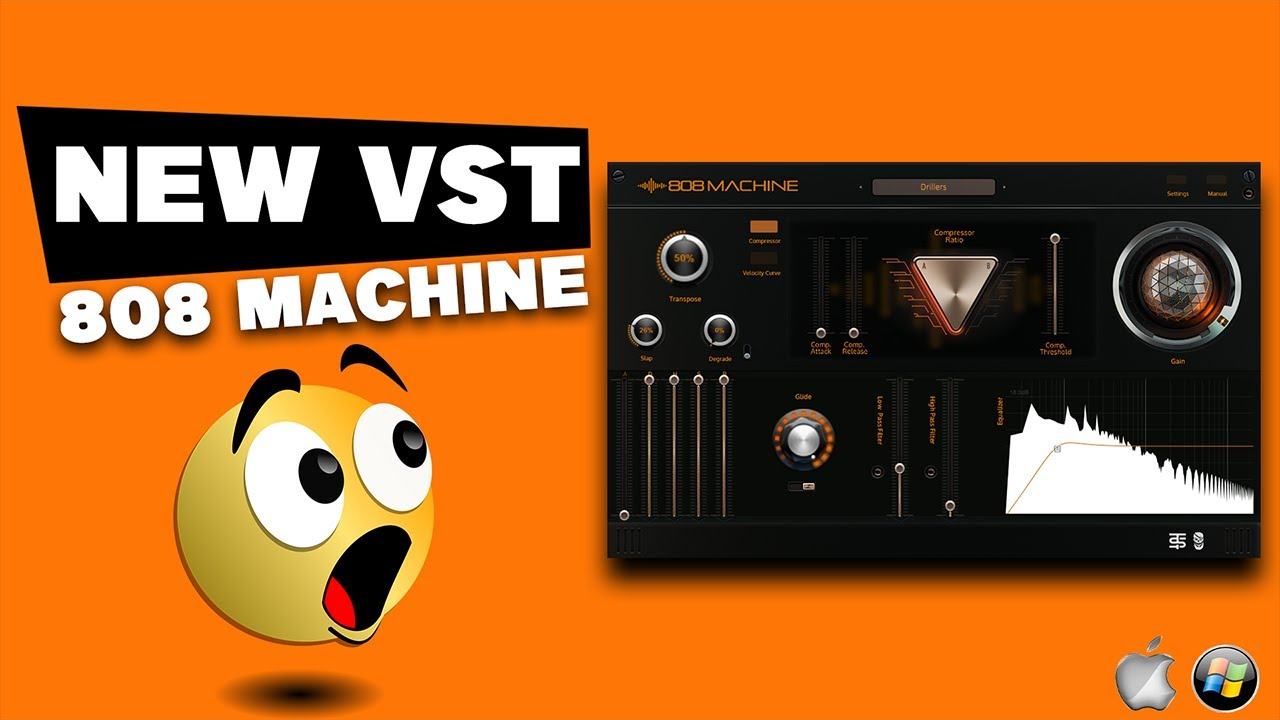Video related to 808 Machine