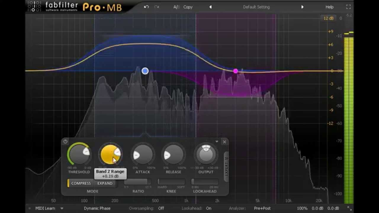 Video related to FabFilter Pro-MB