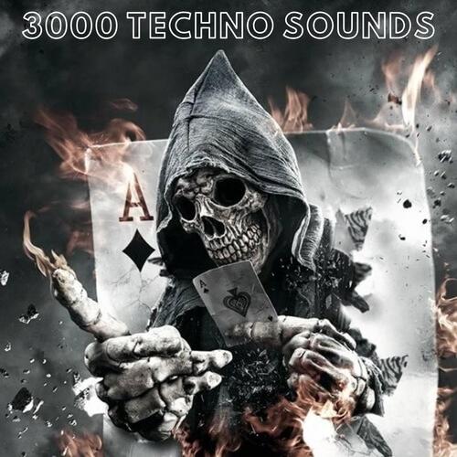 3000 Techno Sounds + Bonus Ableton Live Template