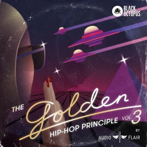 The Golden Hip Hop V3 by Audioflair