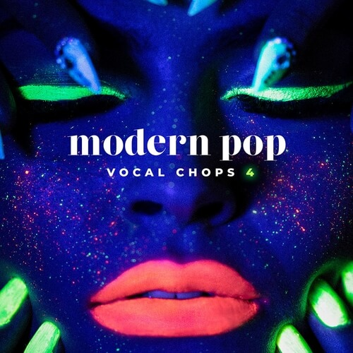 Modern Pop Vocal Chops 4