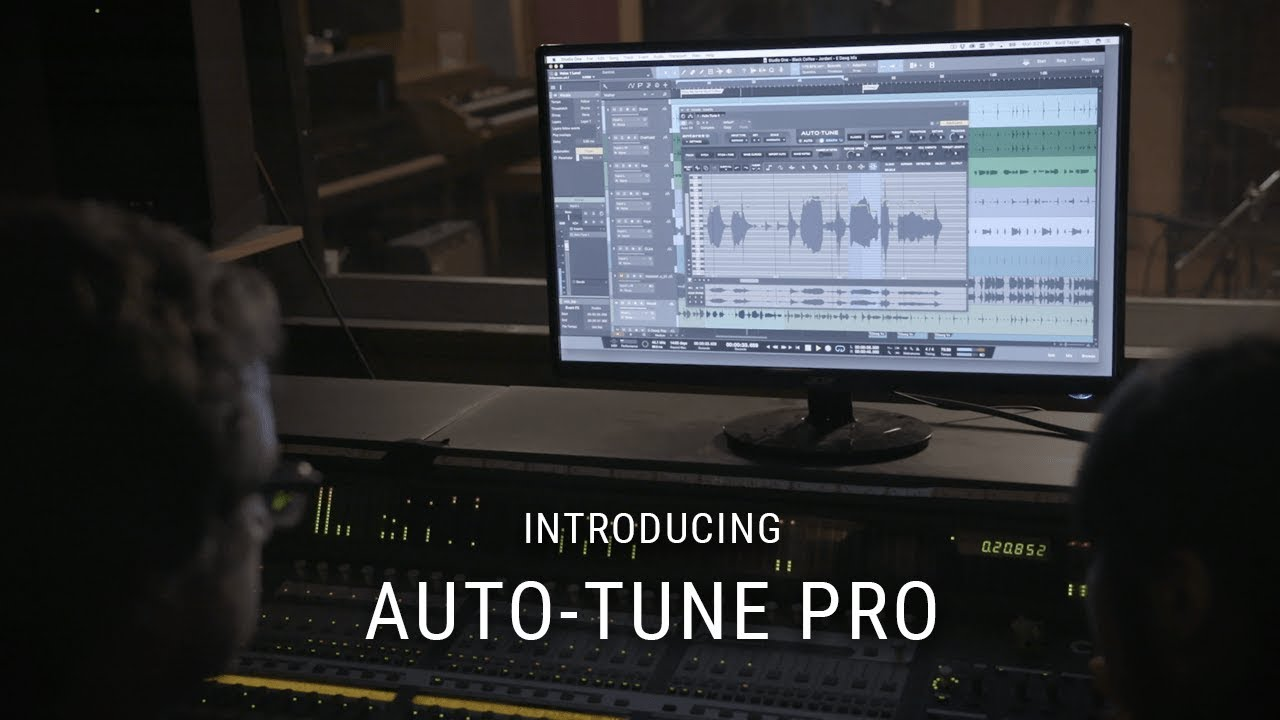 Video related to Antares Auto-Tune Pro
