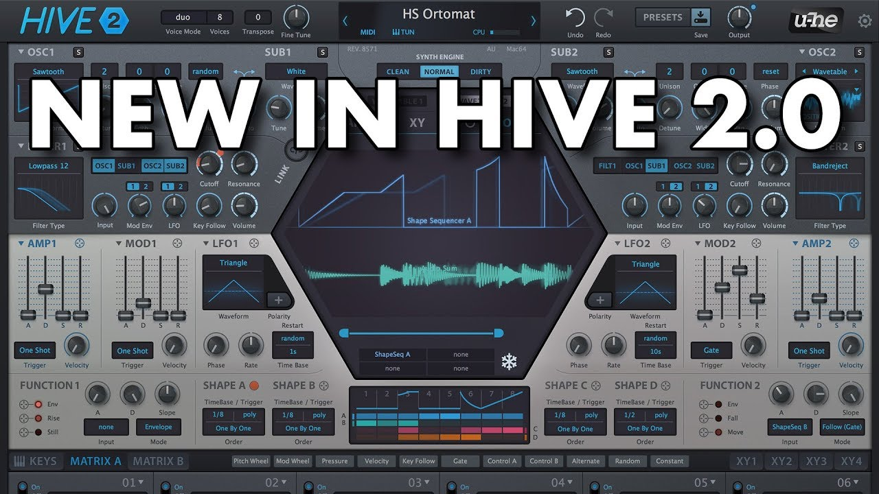 Video related to Hive 2