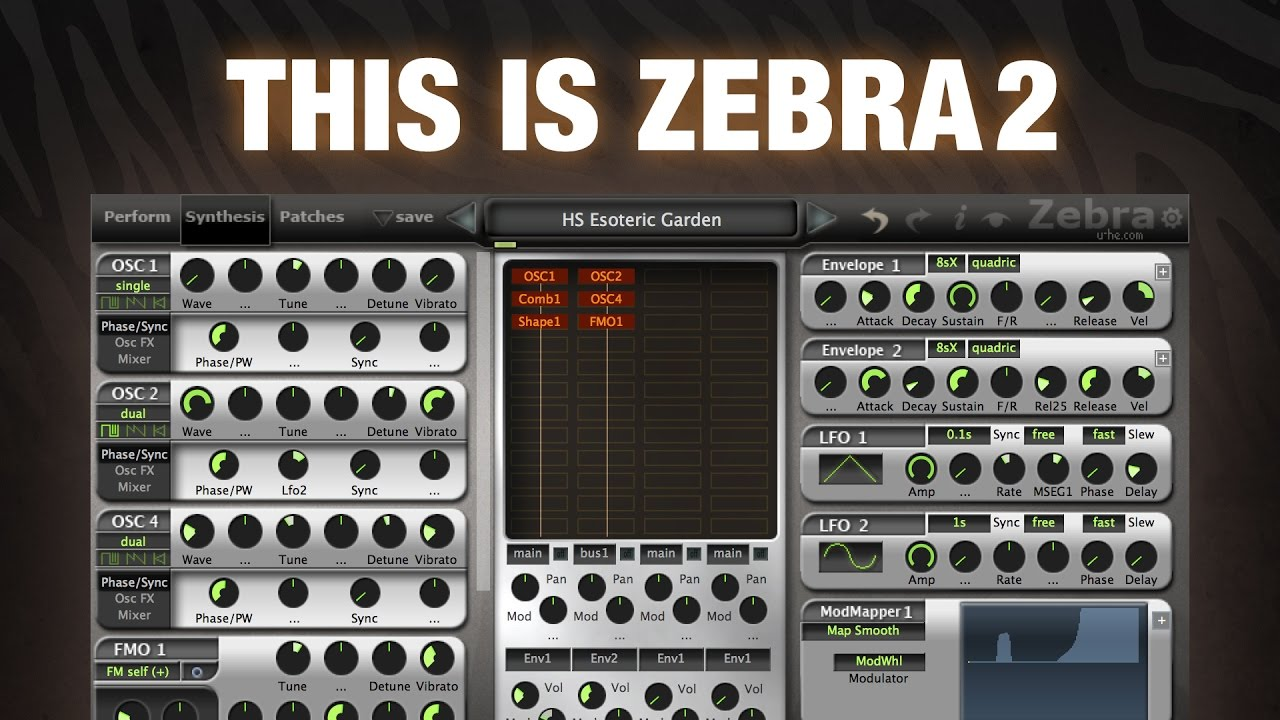 Video related to Zebra2