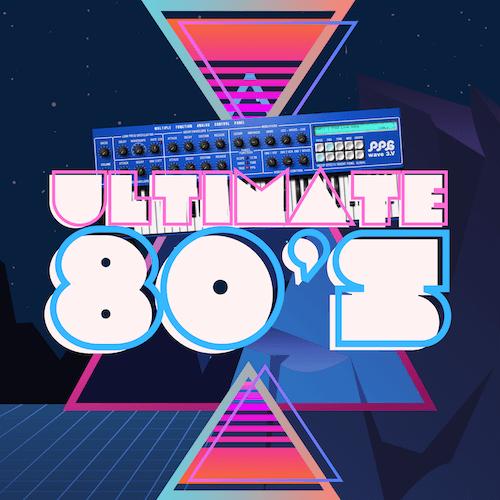 'Ultimate 80s' for PPG Wave 3.V