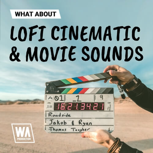 What About: Lofi CInematic & Movie Sounds