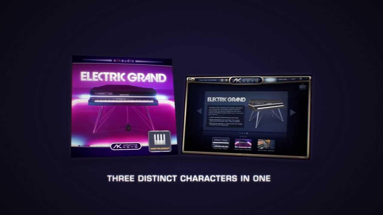 Video related to Addictive Keys: Electric Grand