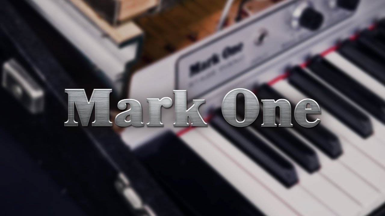 Video related to Addictive Keys: Mark One