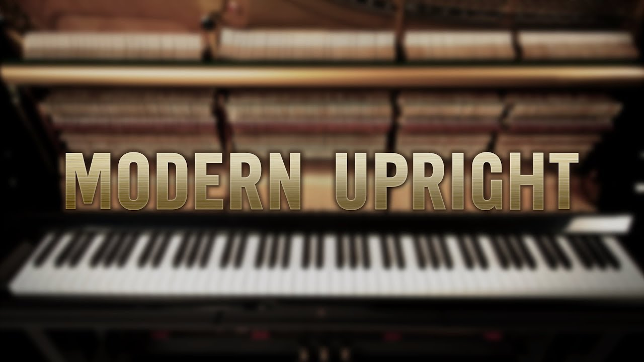 Video related to Addictive Keys: Modern Upright