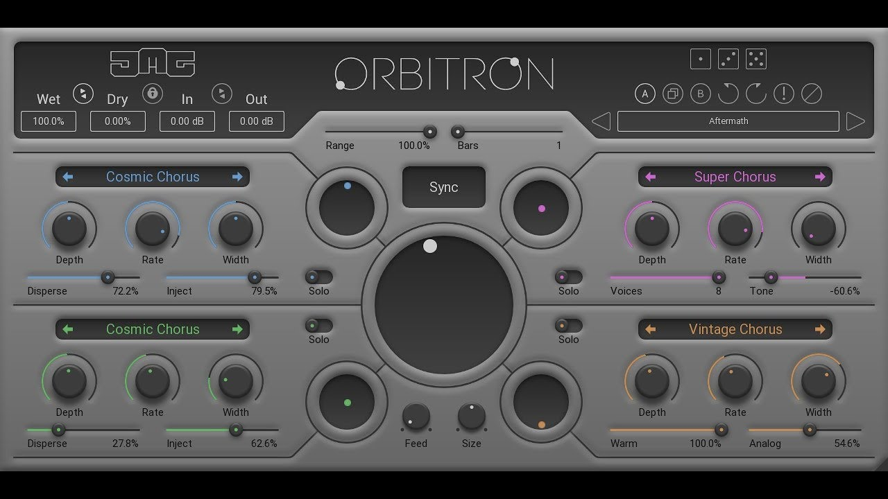 Video related to Orbitron