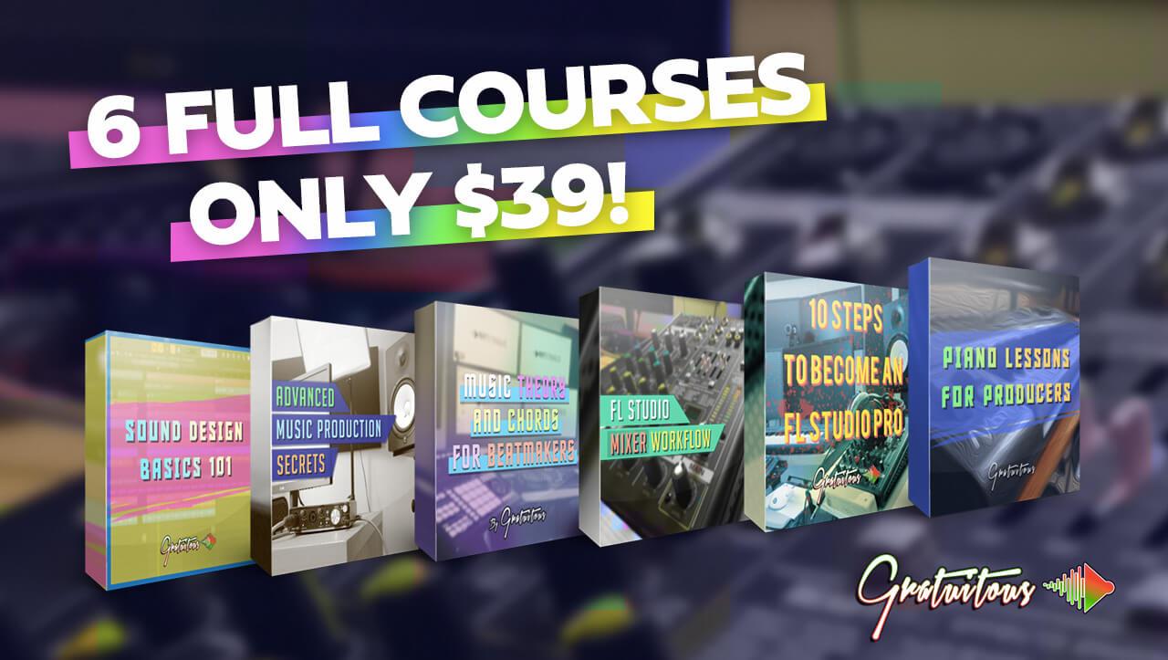 GratuiTous 6-Course Bundle