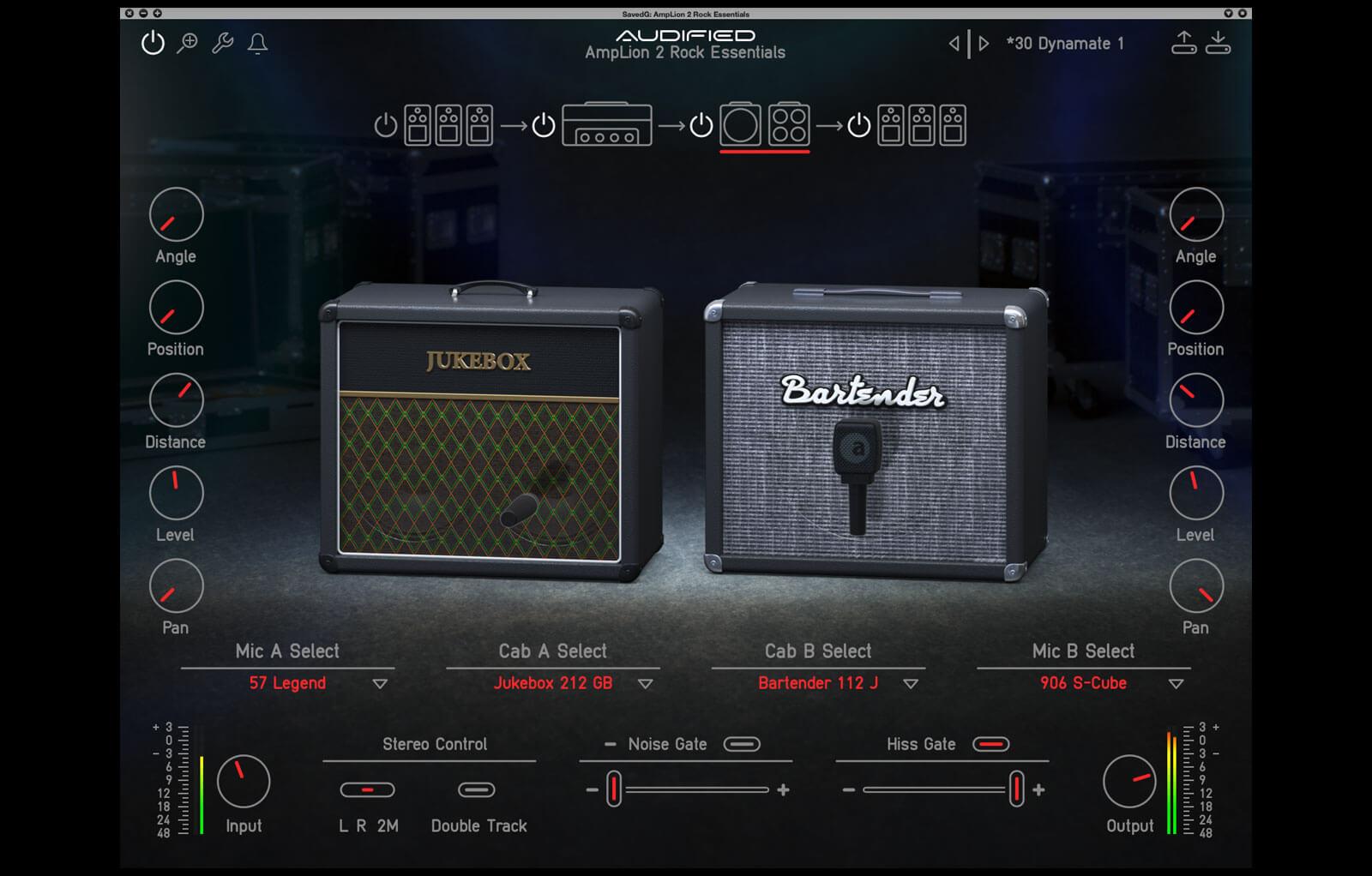 AmpLion 2 Rock Essentials