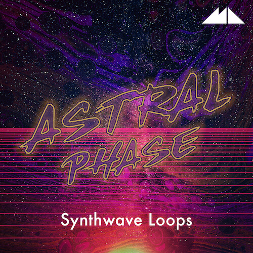 Astral Phase - Synthwave Loops