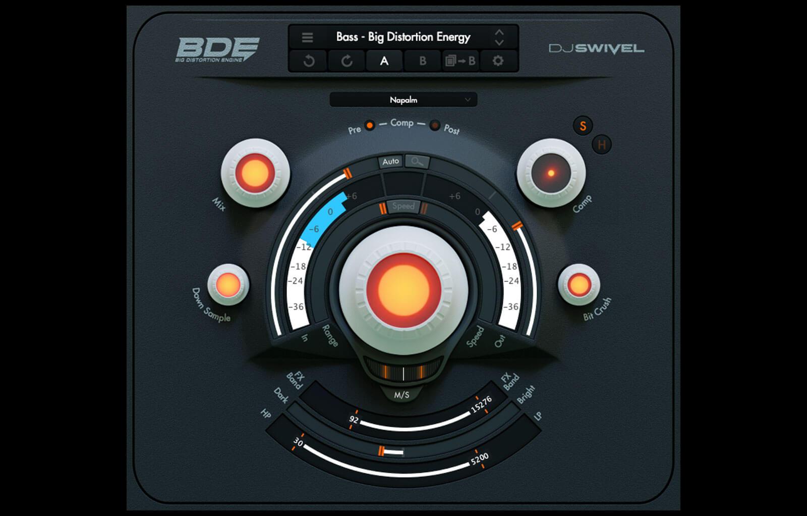 BDE: Big Distortion Engine