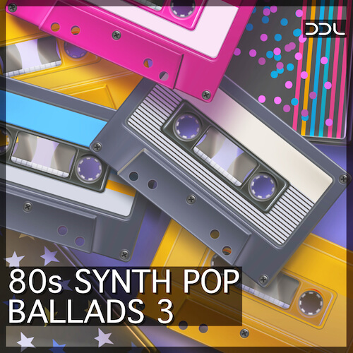 80s Synth Pop Ballads 3