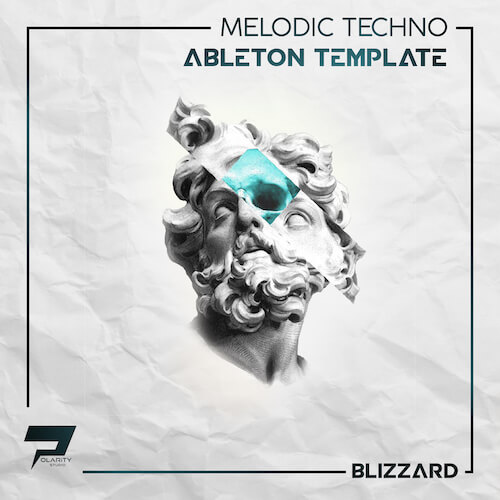 Blizzard - Melodic Techno Ableton Template
