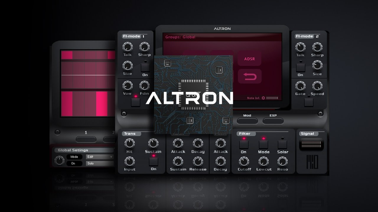 Video related to Altron