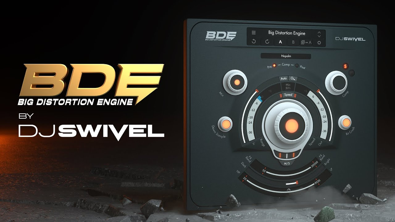 Video related to BDE: Big Distortion Engine