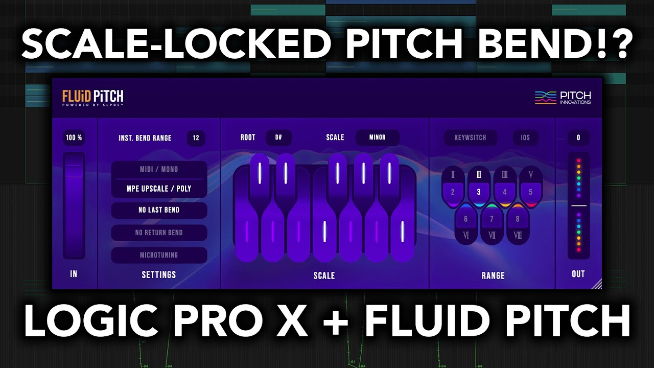 Video related to Fluid Pitch