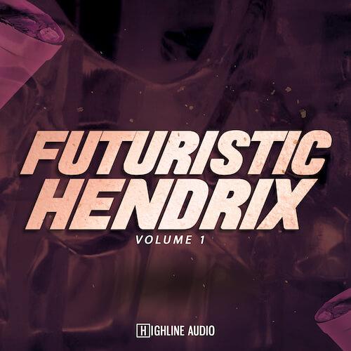 Futuristic Hendrix Volume 1