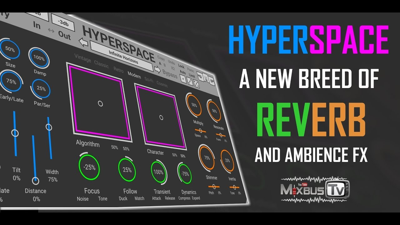 Video related to United Plugins Reverb Bundle
