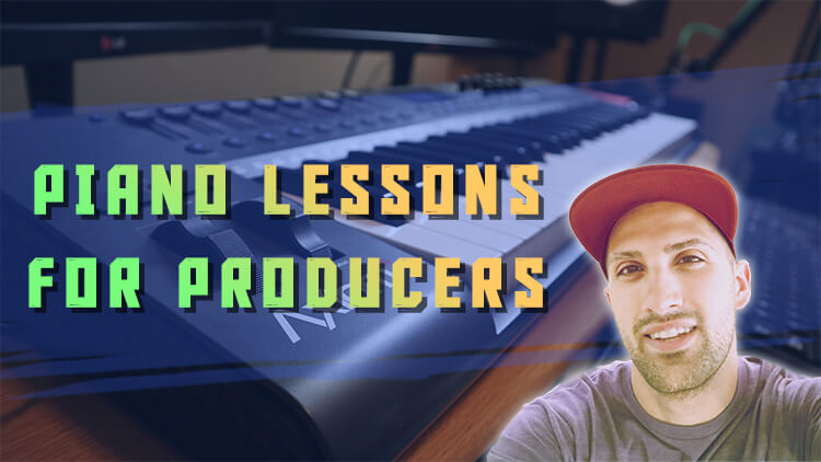 Piano Lessons for Producers