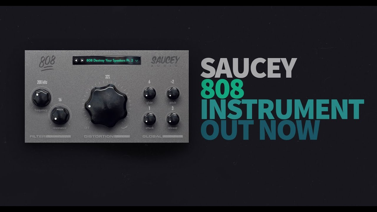 Video related to Saucey 808