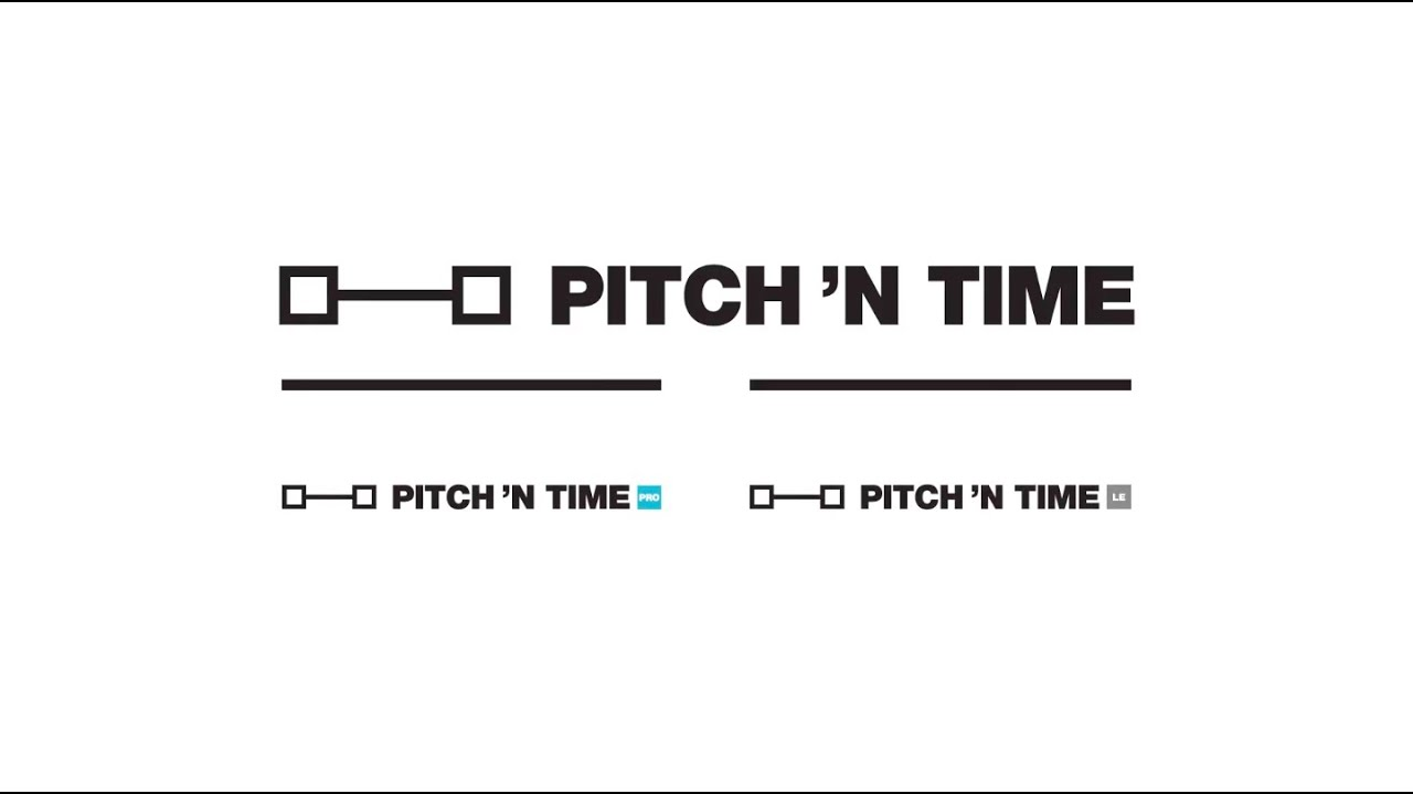 Video related to Pitch 'N Time LE