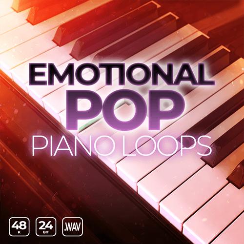 Emotional Pop Piano Loops & Midi