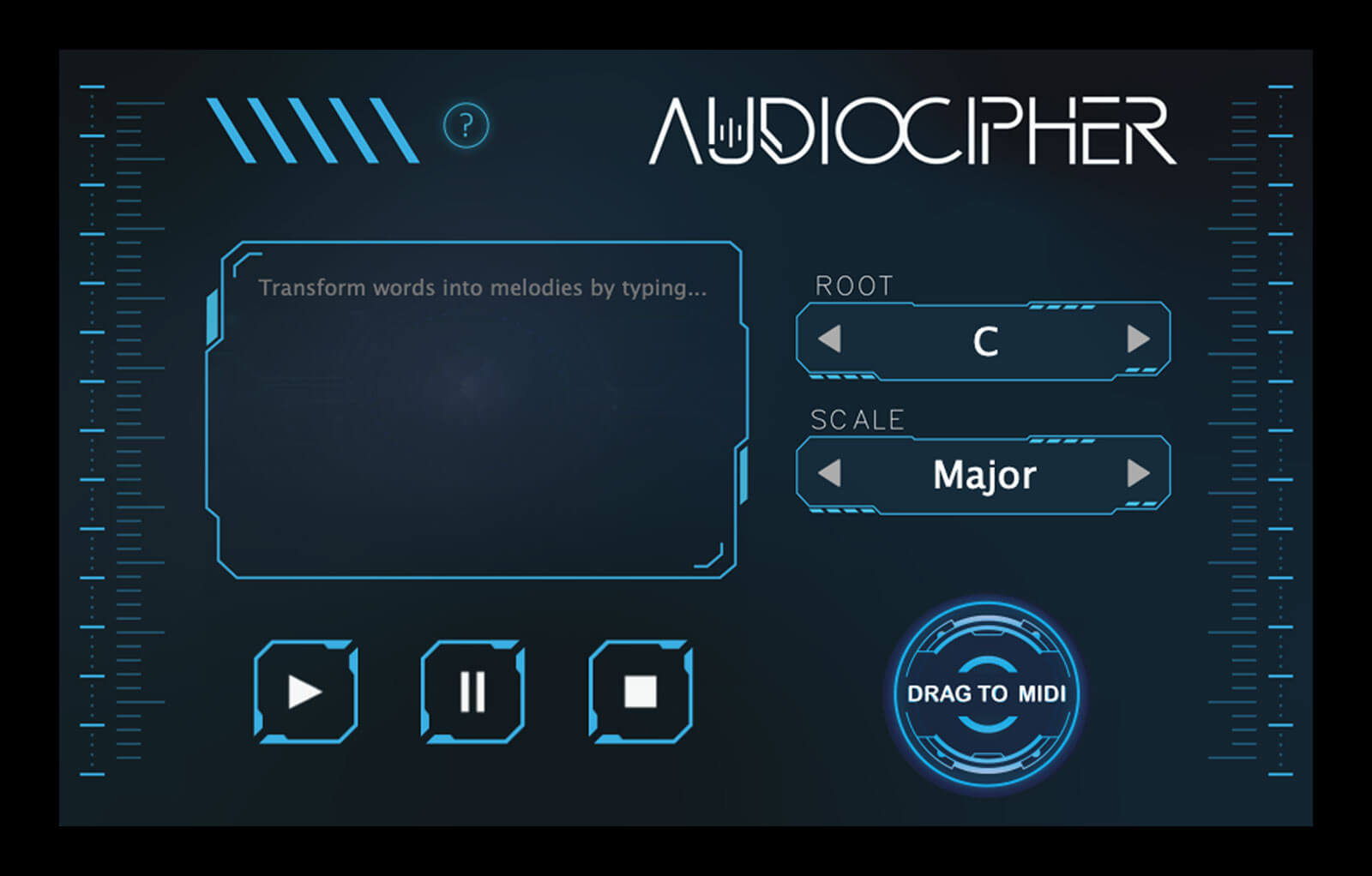 AudioCipher