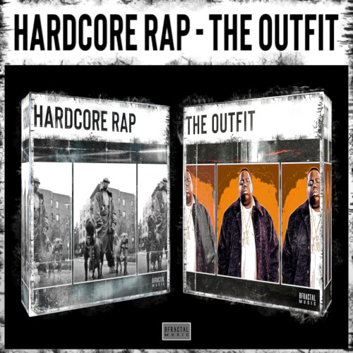 Hardcore Rap - The Outfit