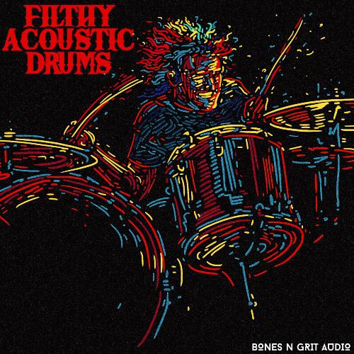 Filthy Acoustic Drums