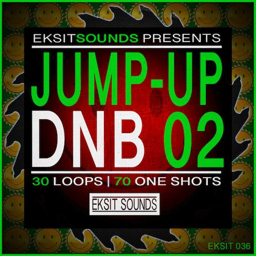 Jump Up DnB Vol. 02