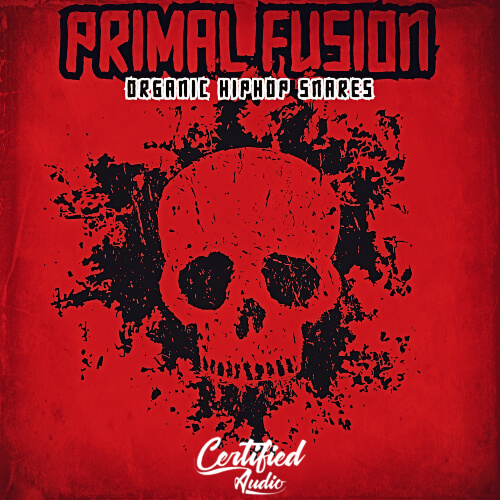 Primal Fusion: Organic Hip Hop Snares