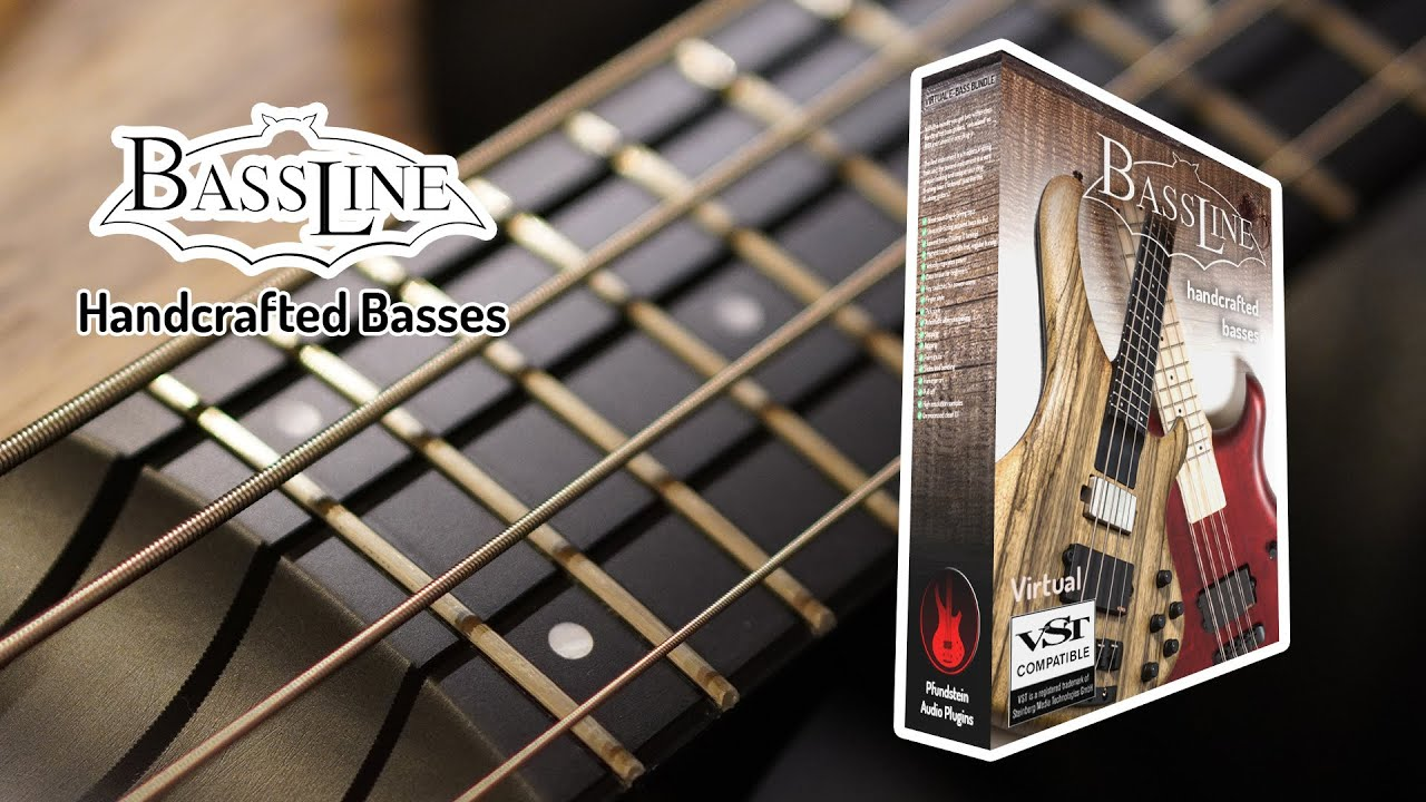 Video related to BassLine Handcrafted Basses
