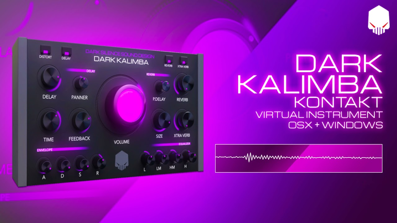 Video related to Dark Kalimba (Kontakt)