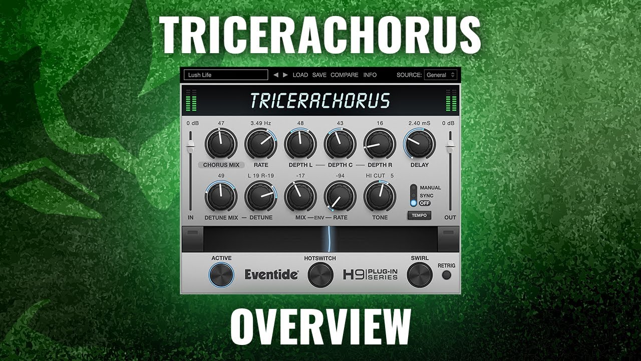 Video related to TriceraChorus