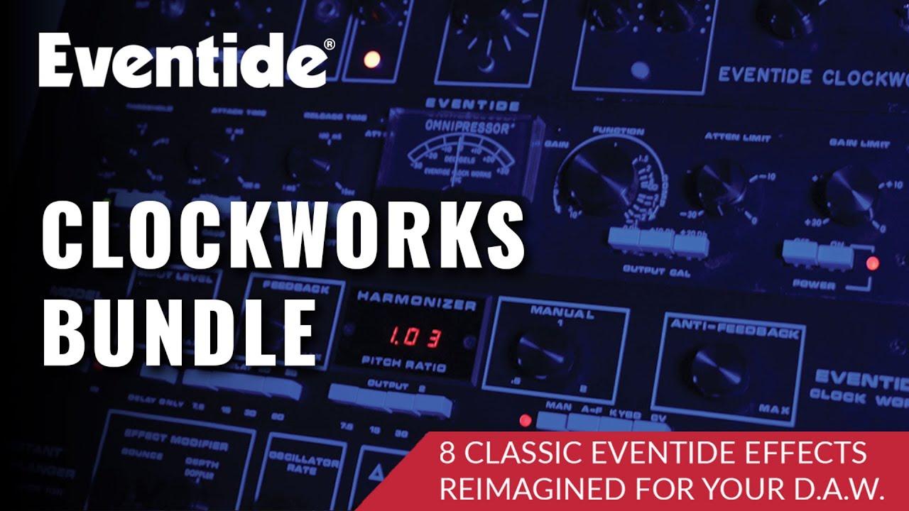 Video related to Clockworks Bundle