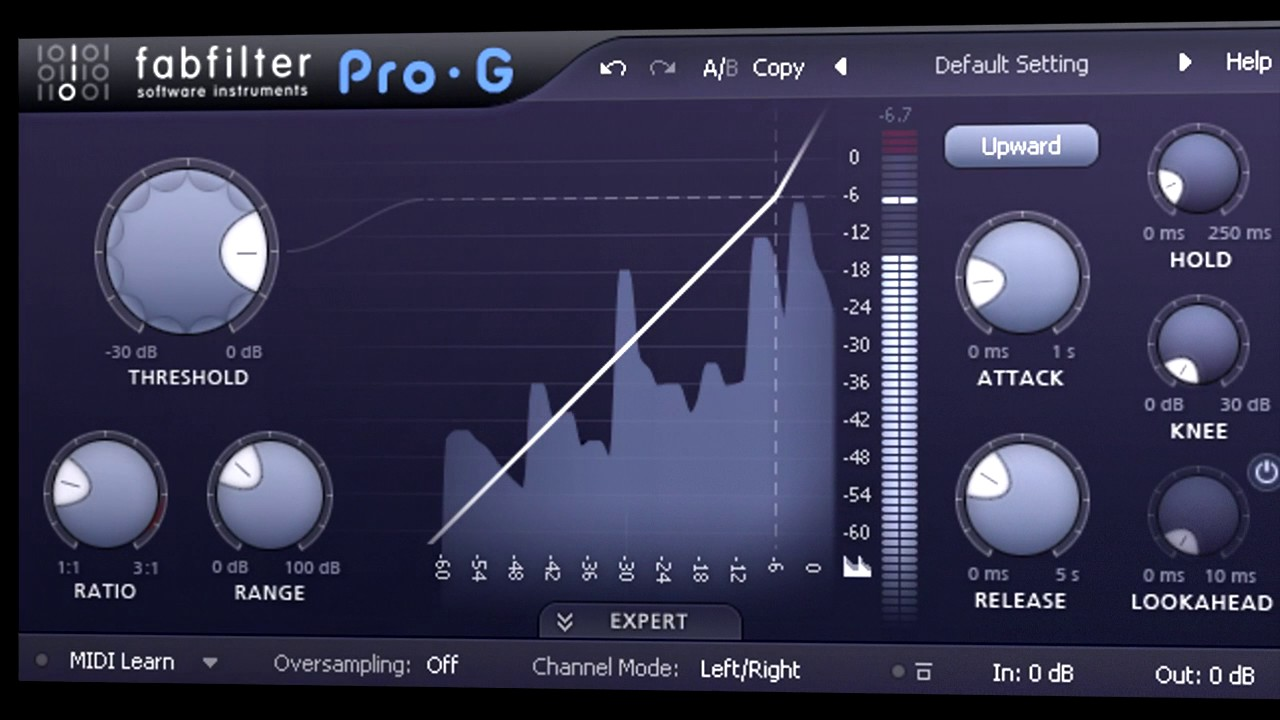 Video related to FabFilter Pro-G
